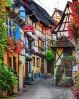Route des vins Colmar - Eguisheim - Kaysersberg - Riquewihr