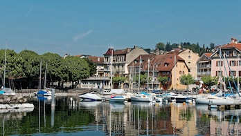 The Instagrammable Places of Lausanne with a Local