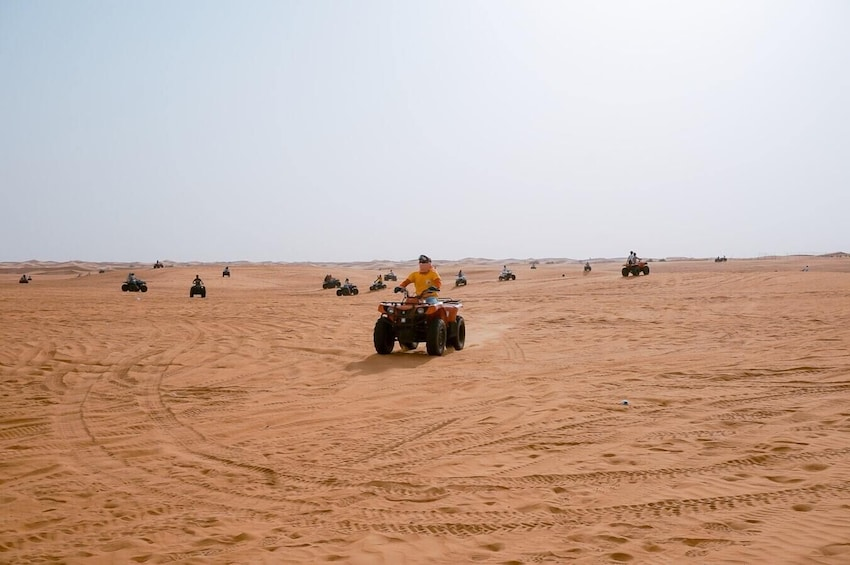 Show item 2 of 3. Ride Safari Horse,Quad & Camel Riding ;Combined private tour