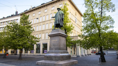 Art and Culture in St. Gallen with a Local