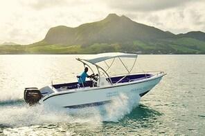 Otentic Speedboat Trip on the East Coast