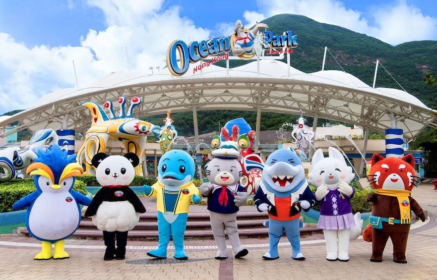 Tampilkan item 1 dari 10. Hong Kong Ocean Park Tickets