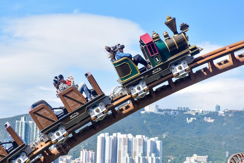 Tampilkan item 3 dari 10. Hong Kong Ocean Park Tickets
