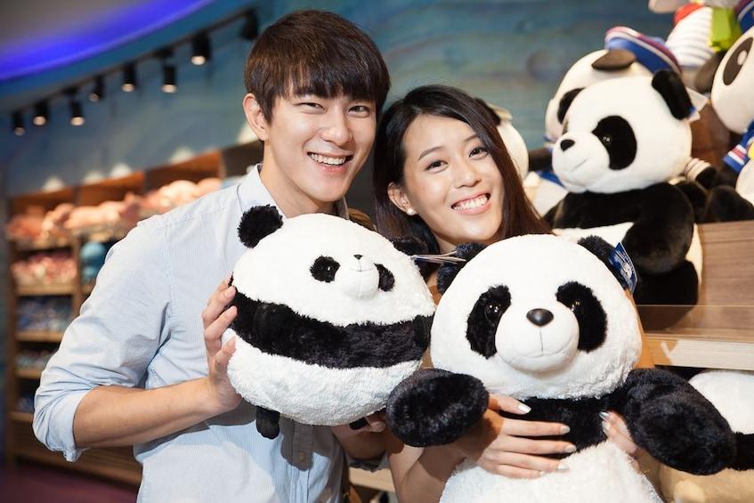 Tampilkan item 10 dari 10. Hong Kong Ocean Park Tickets