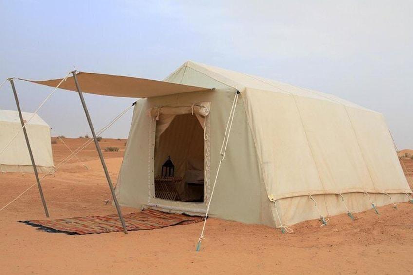 Overnight Tunisia Sahara Desert Safari by 4x4 from Douz