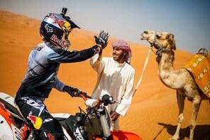 Camel & Quad Combo In Douz Sahara Desert