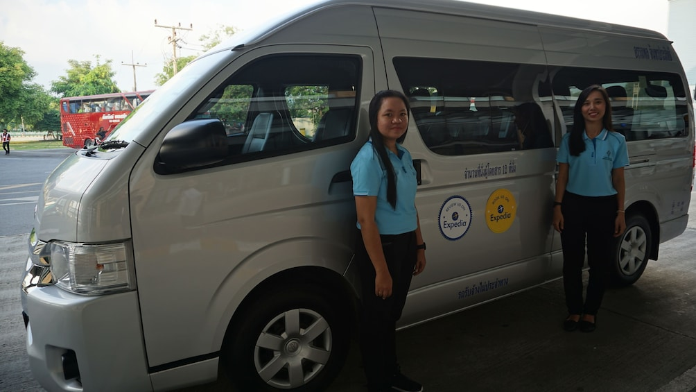 Phuket Private Van Charter incl Airport Pick Up or Drop Off