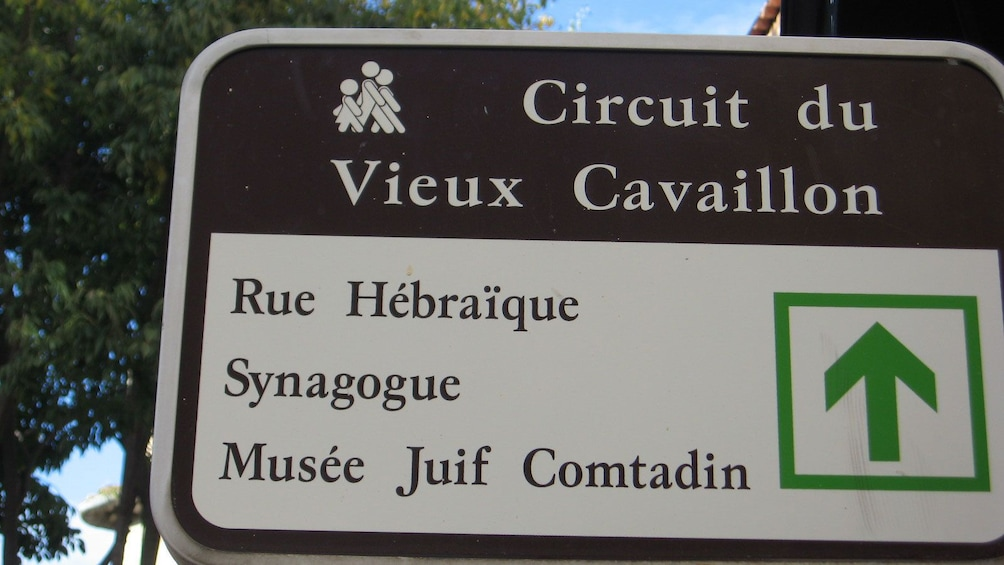 Show item 5 of 5. Street sign in Cannes