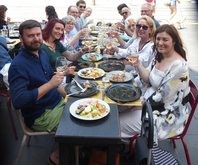 Show item 6 of 6. Small-Group Gourmet Food Tour of Nice