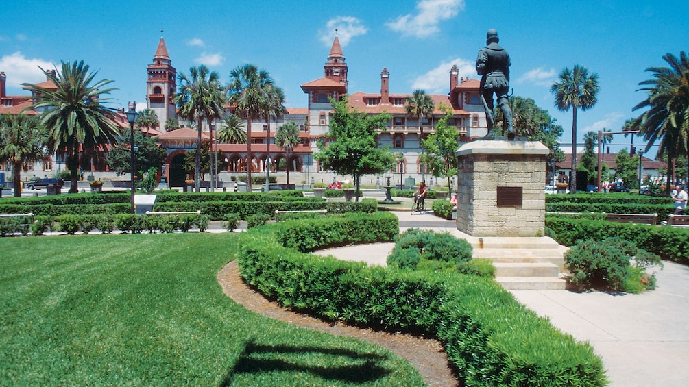 Show item 3 of 10. Flagler College in St. Augustine.
