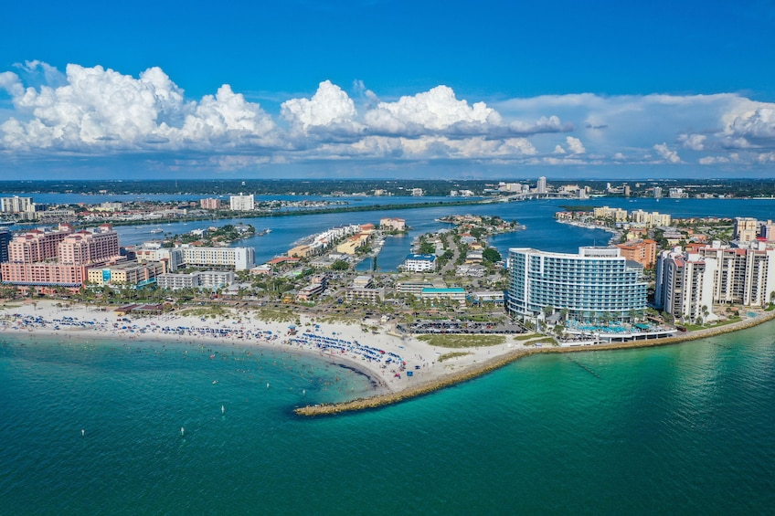 Clearwater Beach Day Trip