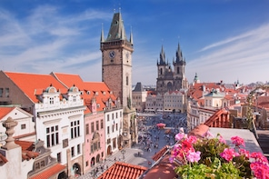 Private Transfer -Nuremberg to Prague- Optional Sightseeing