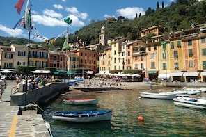 Exclusive Private Day Trip: Portofino & Santa Margherita from Portofino's P...