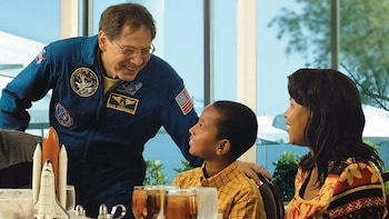Dine with an Astronaut with Skip-the-Line Admission