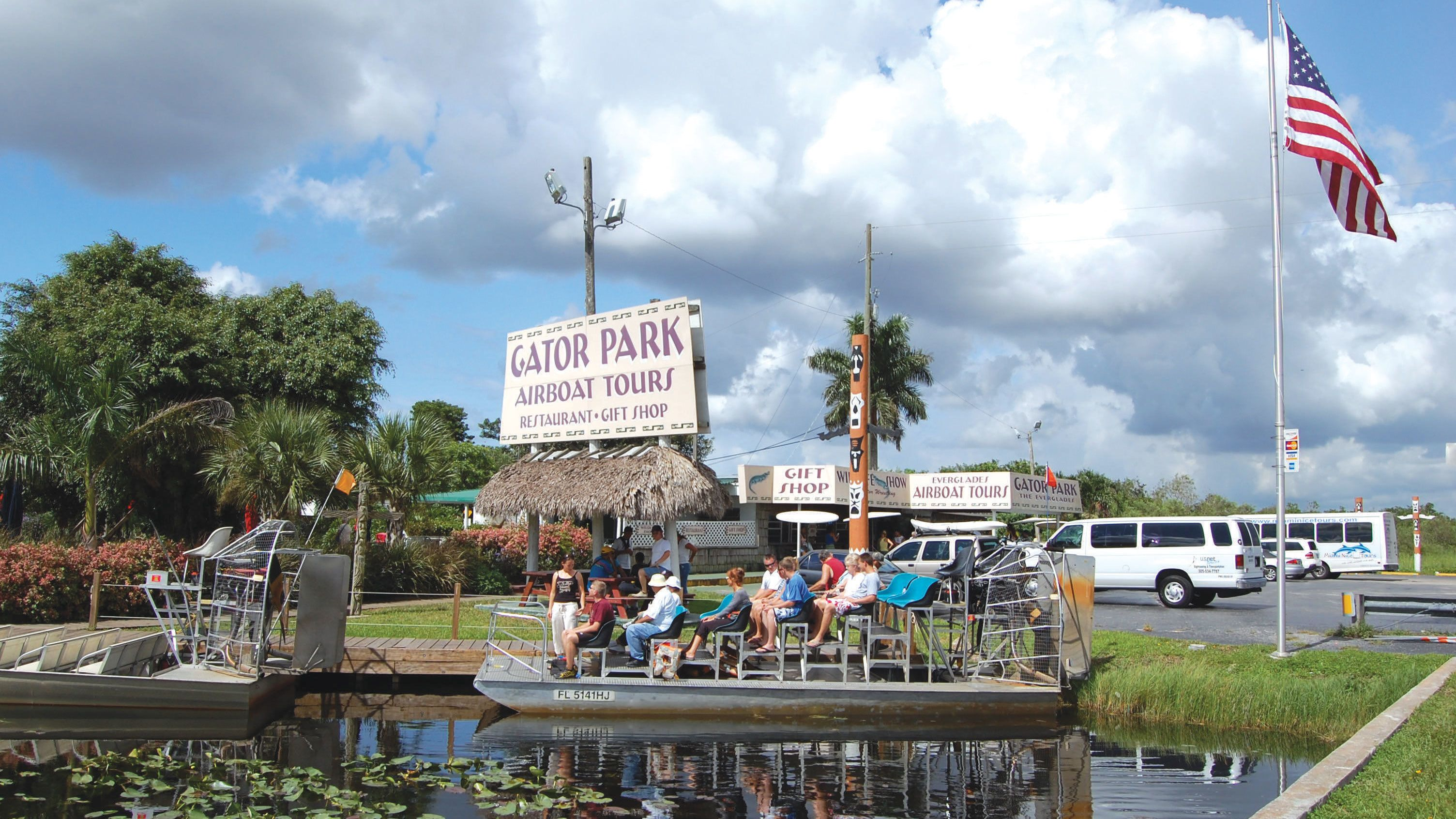 Everglades Airboat & Miami Tour