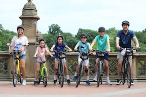 Central Park – Fahrradverleih