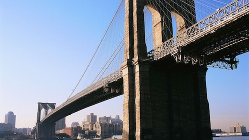 The Brooklyn Bridge in New York