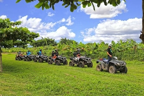 quad bike Countryside Adventure with Plantation Visit