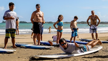 Surfing Lesson for Beginners