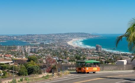 La Jolla and San Diego Beaches Tour
