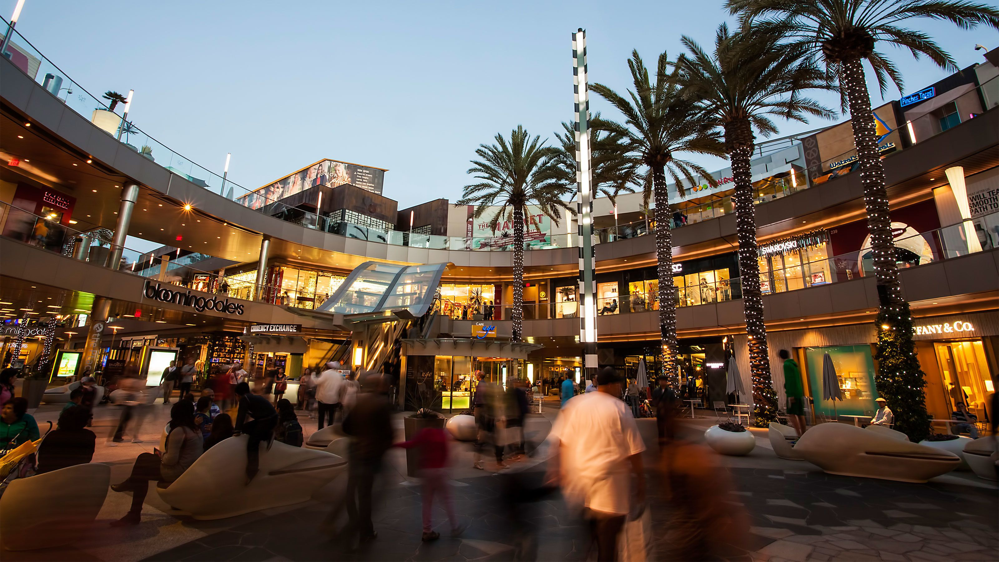 Shop & Explore at Santa Monica Place