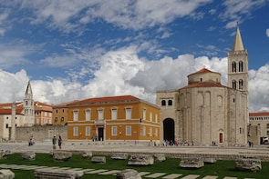 Private Transfer - Zagreb to Zadar - Optional Sightseeing