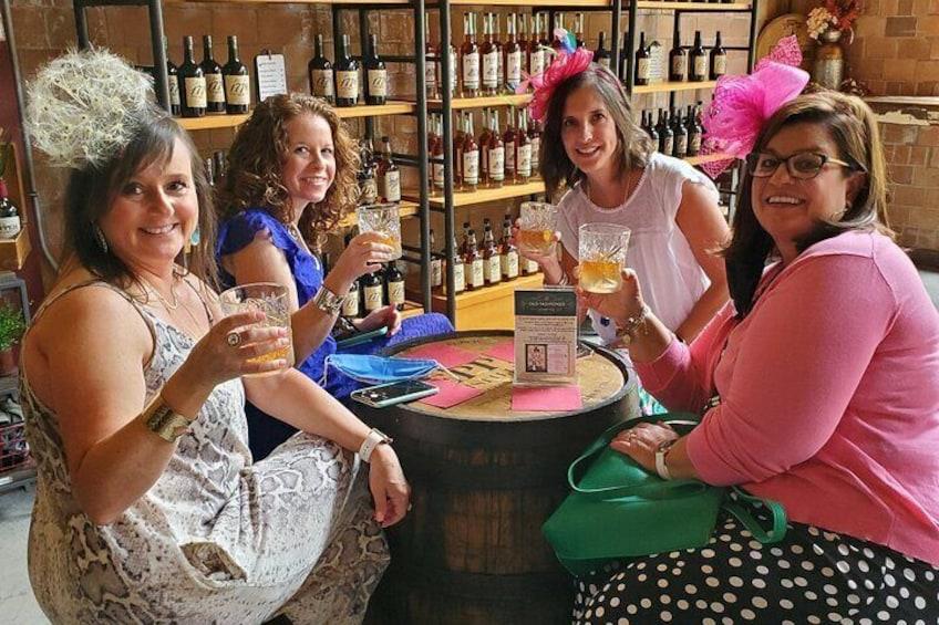 KY Derby 2020 - Tasting at James E. Pepper Distillery