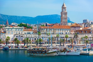 Private Transfer - Zadar to Split - Optional Sightseeing