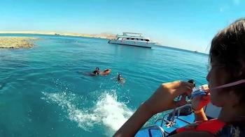 Tiran Island ;Full board luxury yacht tour ;Solo;Small Group