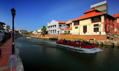 Melaka Day Tour with Attraction Tickets from Kuala Lumpur