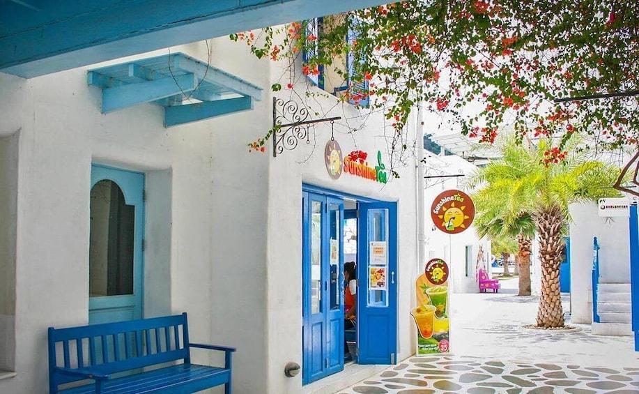 Show item 3 of 5. Santorini Park