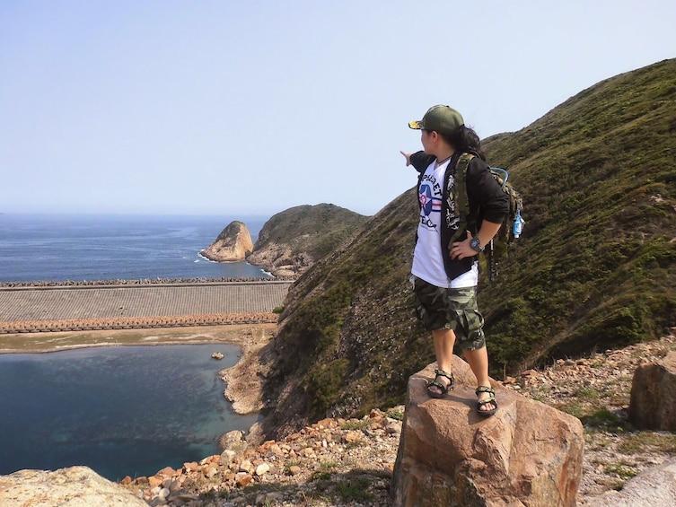 Show item 4 of 5. Sai Kung Peninsula Hike