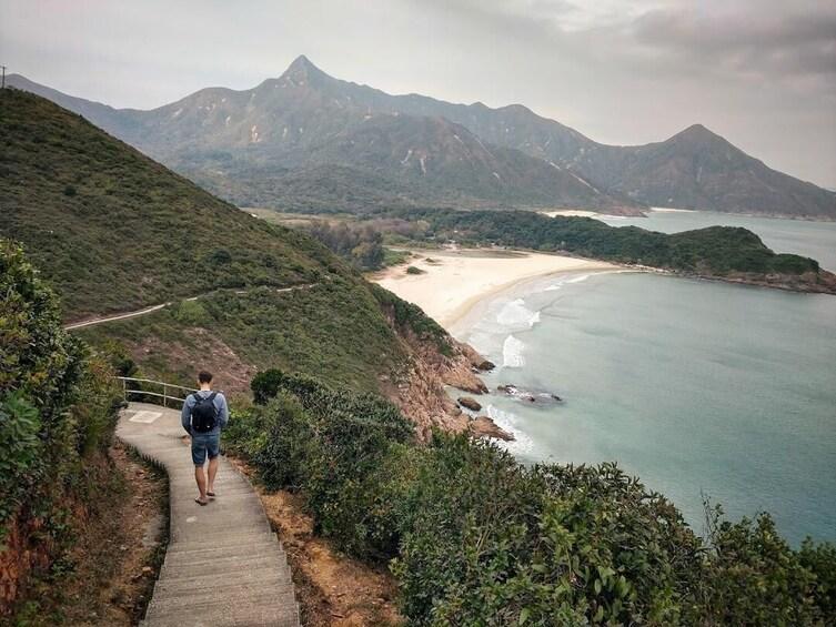 Show item 5 of 5. Sai Kung Peninsula Hike