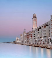From Matera: Bari and Monopoli Cities Tour