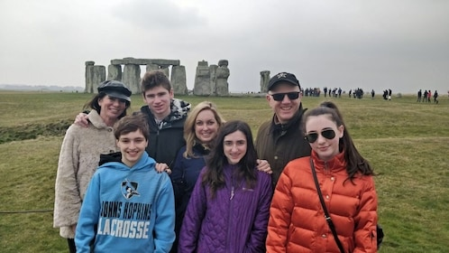 BATH AND STONEHENGE DAY EXCURSION