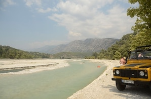 Full Day Jeep Safari from Fethiye