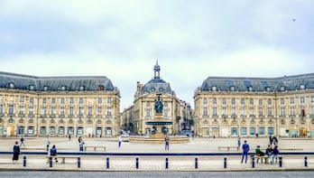 Historical Walk through Bordeaux with a Local