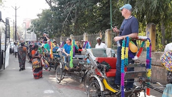 Madurai Half Day City Sightseeing with Rickshaw Ride