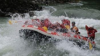 River Rafting on the Mendoza Rapids
