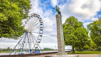 Historical Walk through Dusseldorf with a Local