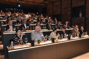 Wine Tasting Colchagua Valley