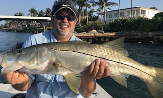 Jupiter Inshore Fishing Charter