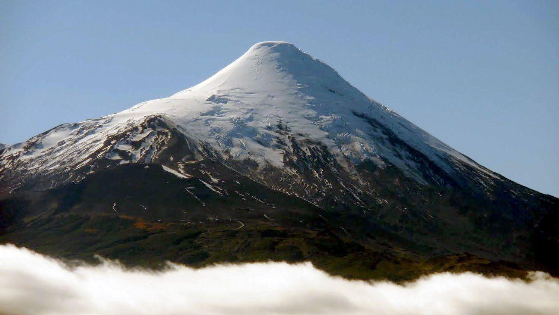 Tour to Mount Tronador & the Black Glacier