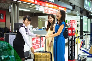 Luggage Delivery Service Tokyo (Between airport and hotel)