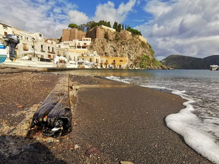Show item 1 of 6. Eolian Islands: Lipari & Vulcano