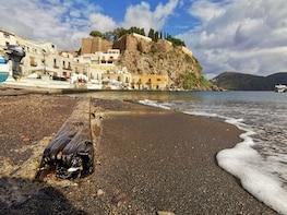Full day Aeolian Islands cruise tour to Lipari & Vulcano