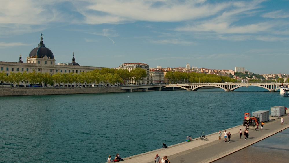 Show item 2 of 7. Photogenic Lyon with a Local