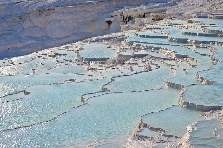 Show item 1 of 3. Day Trip to Pamukkale from Fethiye