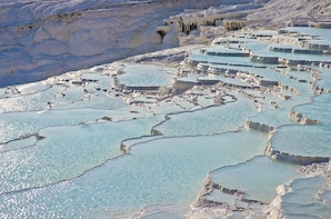 Day Trip to Pamukkale from Fethiye