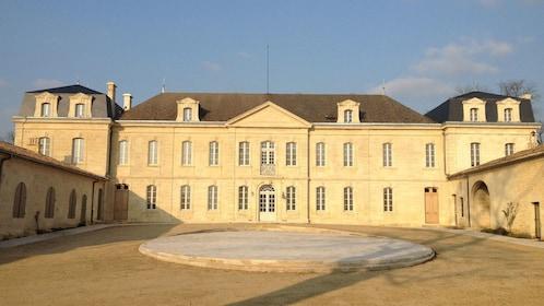 Saint-Émilion Vineyard in France